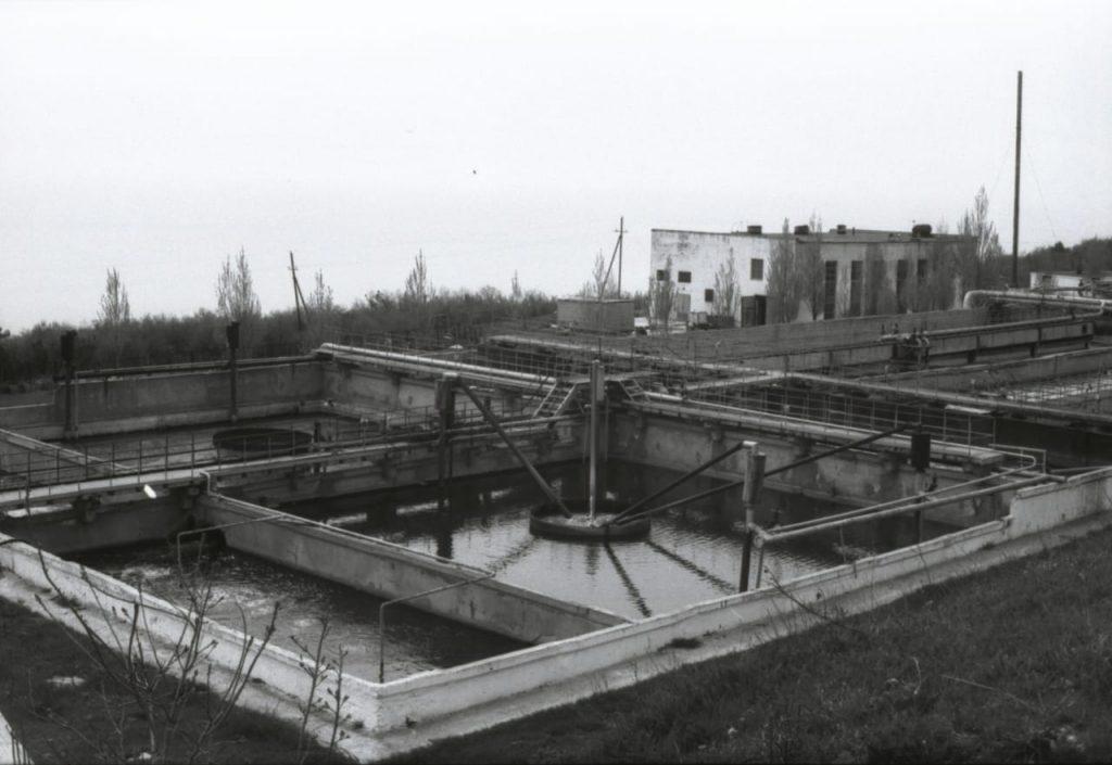 История водоканала