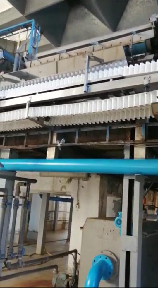 Транспортер выгрузки осадка продаю конвейеры ленточные